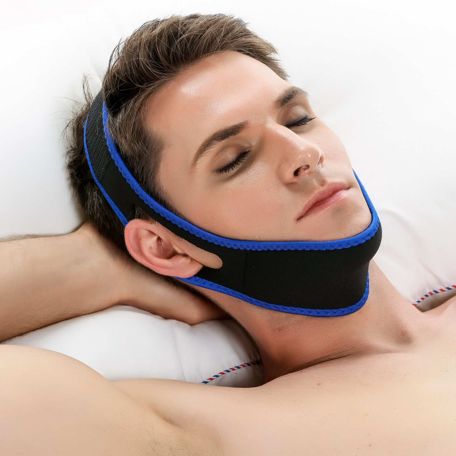Snorepin Anti Snoring Aid Sleep Device The Smarter Solution